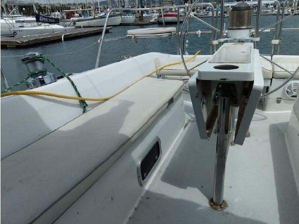 1996 CATALINA 36 MK II Cruising Sailboat 2618921