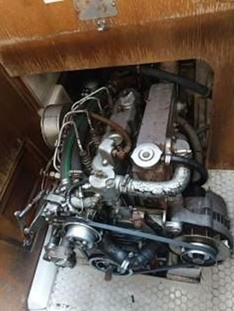 1996 CATALINA 36 MK II Cruising Sailboat 2618923
