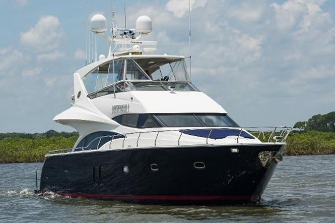 2007 MARQUIS 59 Markham Edition Motor Yacht 2687683