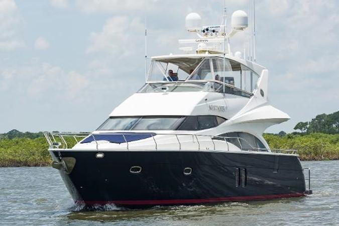 2007 MARQUIS 59 Markham Edition Motor Yacht 2687685