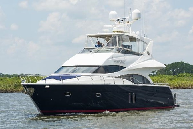 2007 MARQUIS 59 Markham Edition Motor Yacht 2687686