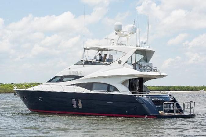 2007 MARQUIS 59 Markham Edition Motor Yacht 2687690