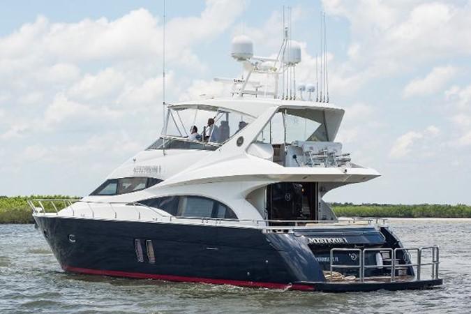 2007 MARQUIS 59 Markham Edition Motor Yacht 2687691
