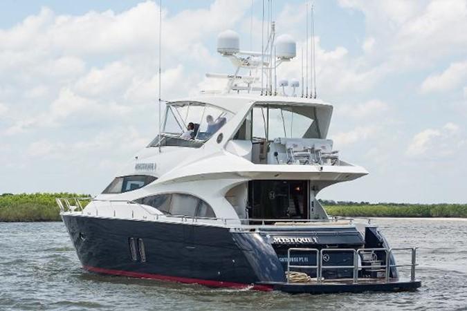 2007 MARQUIS 59 Markham Edition Motor Yacht 2687692