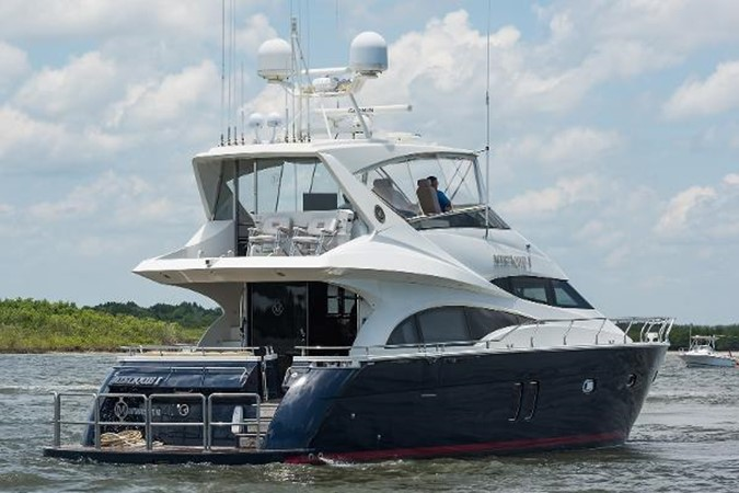 2007 MARQUIS 59 Markham Edition Motor Yacht 2687694