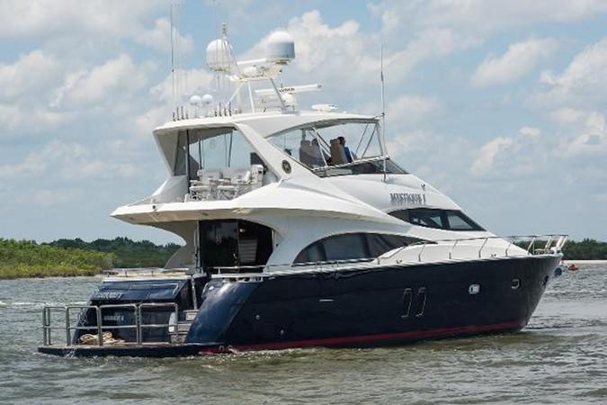 2007 MARQUIS 59 Markham Edition Motor Yacht 2687695