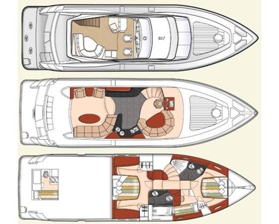Manufacturer Provided Image 2007 MARQUIS 59 Markham Edition Motor Yacht 2687766