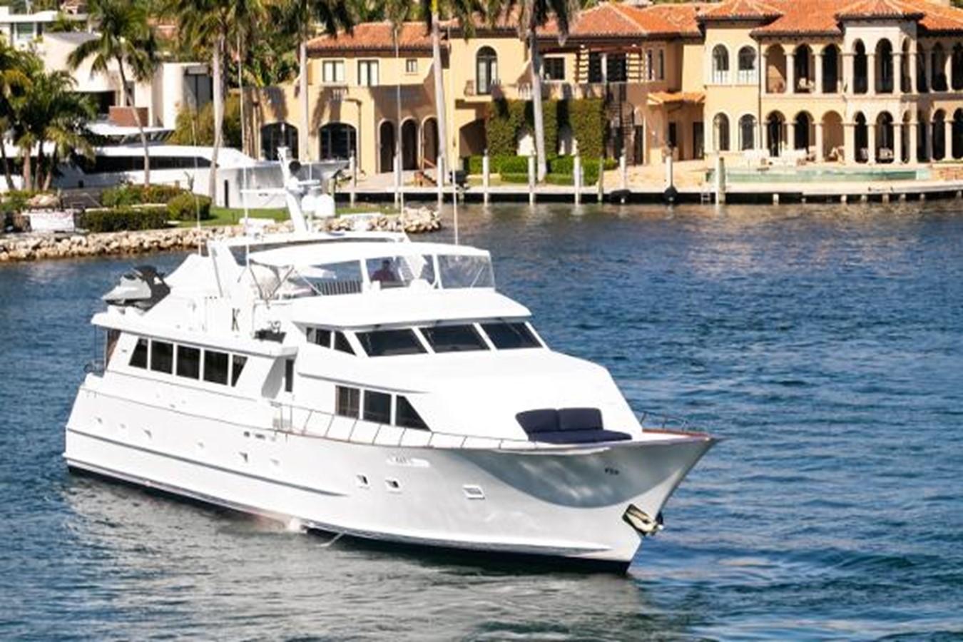 1992 BROWARD Motor Yacht Motor Yacht 2686020