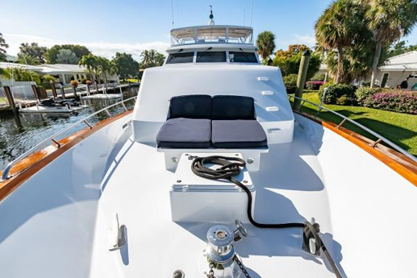1992 BROWARD Motor Yacht Motor Yacht 2686023
