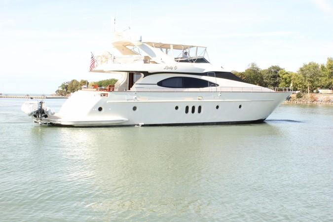 Azimut 2004 74' Solar 2004 AZIMUT 74 Solar Motor Yacht 2686142
