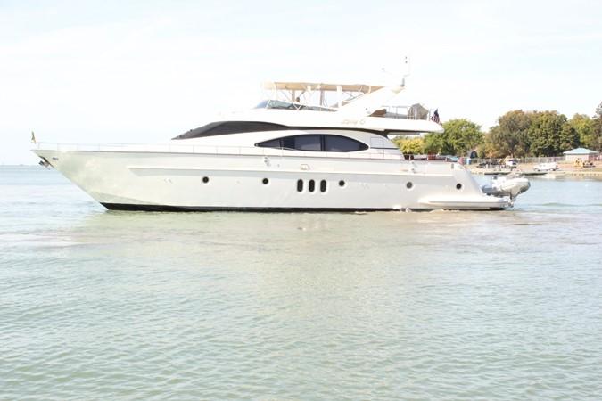 Azimut 2004 74' Solar 2004 AZIMUT 74 Solar Motor Yacht 2686143