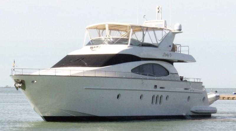 Azimut 2004 74' Solar 2004 AZIMUT 74 Solar Motor Yacht 2686144