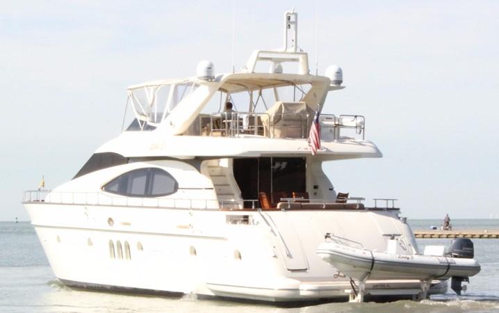 Azimut 2004 74' Solar 2004 AZIMUT 74 Solar Motor Yacht 2686146