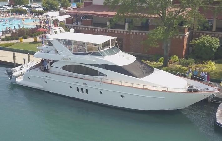 Azimut 2004 74' Solar 2004 AZIMUT 74 Solar Motor Yacht 2686147