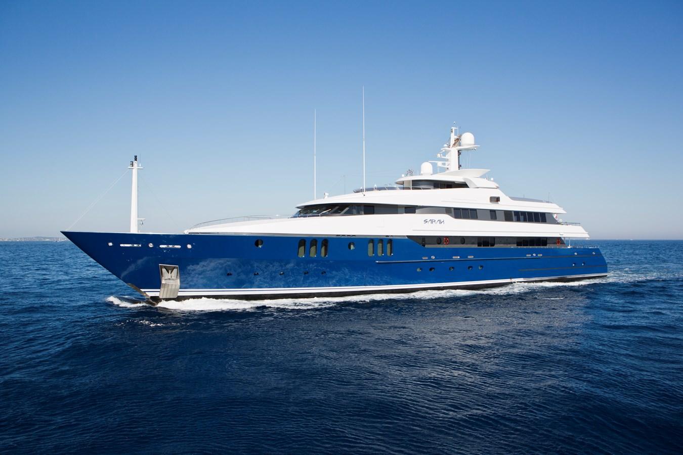 SARAH EXTERIOR065 2002 AMELS  Motor Yacht 2621279