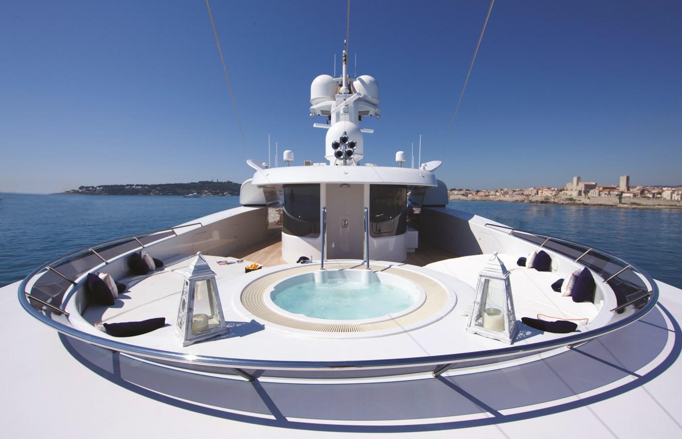 SARAH EXTERIOR004 2002 AMELS  Motor Yacht 2621281