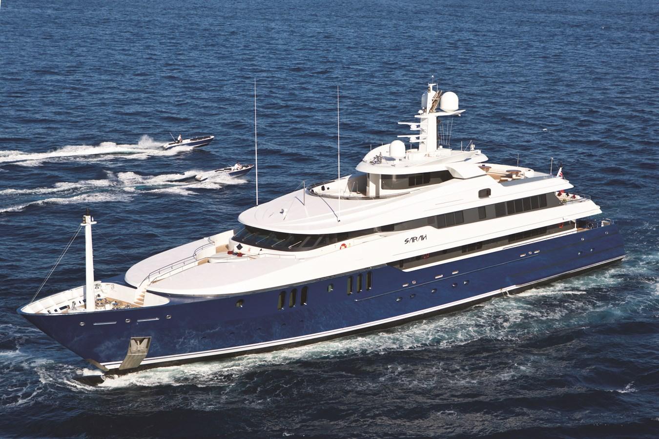SARAH EXTERIOR076 2002 AMELS  Motor Yacht 2621296