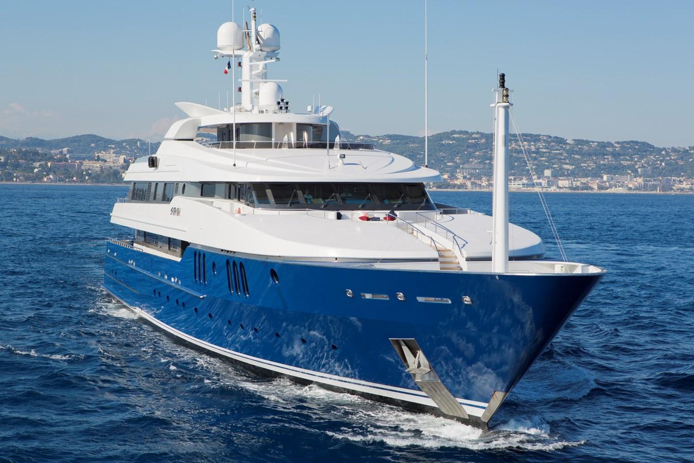 SARAH EXTERIOR080 2002 AMELS  Motor Yacht 2621300