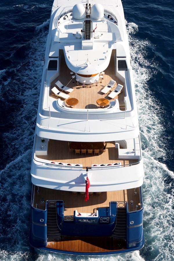 SARAH EXTERIOR086 2002 AMELS  Motor Yacht 2621307
