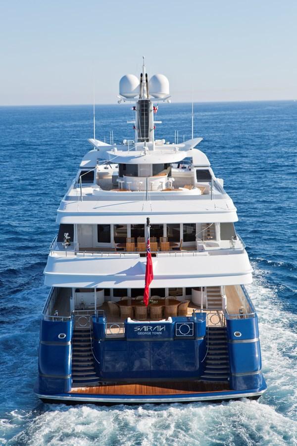 SARAH EXTERIOR089 2002 AMELS  Motor Yacht 2621310