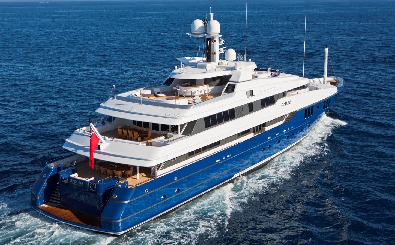 SARAH EXTERIOR090 2002 AMELS  Motor Yacht 2621311