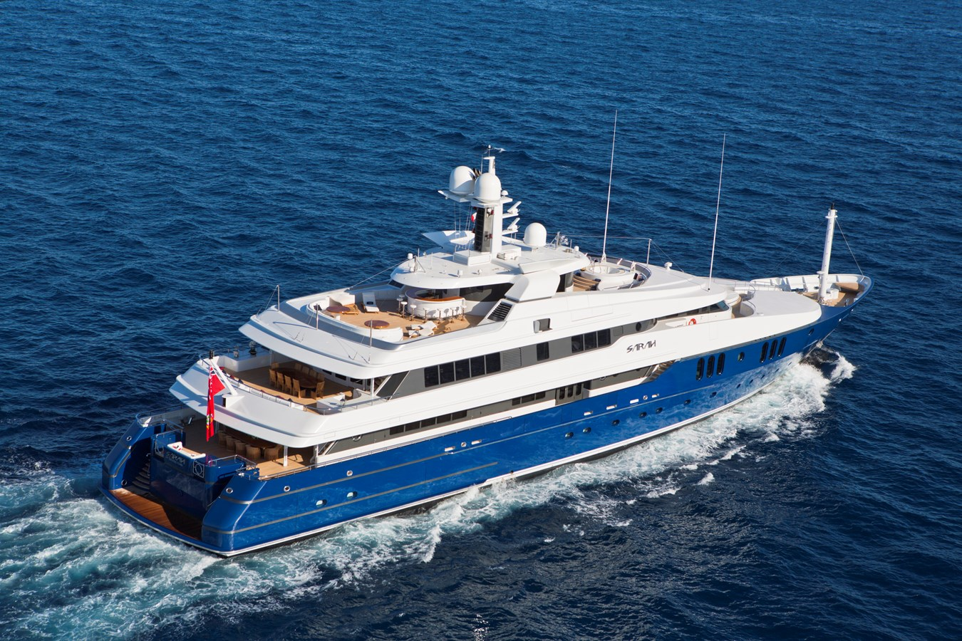 SARAH EXTERIOR092 2002 AMELS  Motor Yacht 2621313