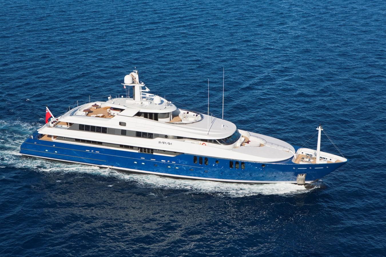 SARAH EXTERIOR098 2002 AMELS  Motor Yacht 2621319