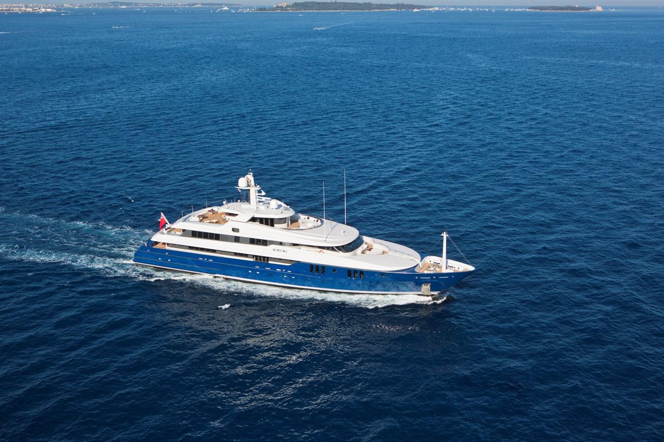 SARAH EXTERIOR099 2002 AMELS  Motor Yacht 2621320