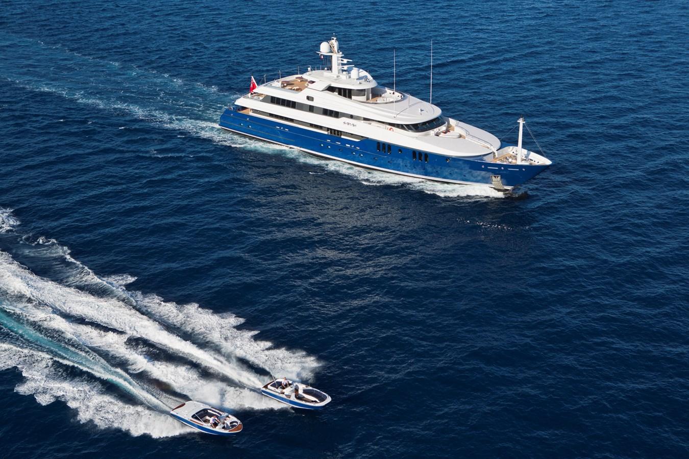 SARAH EXTERIOR100 2002 AMELS  Motor Yacht 2621321