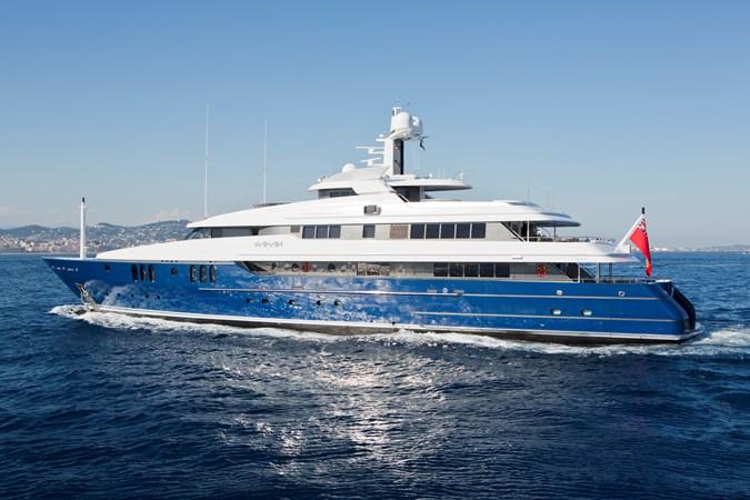 SARAH EXTERIOR068 2002 AMELS  Motor Yacht 2621288