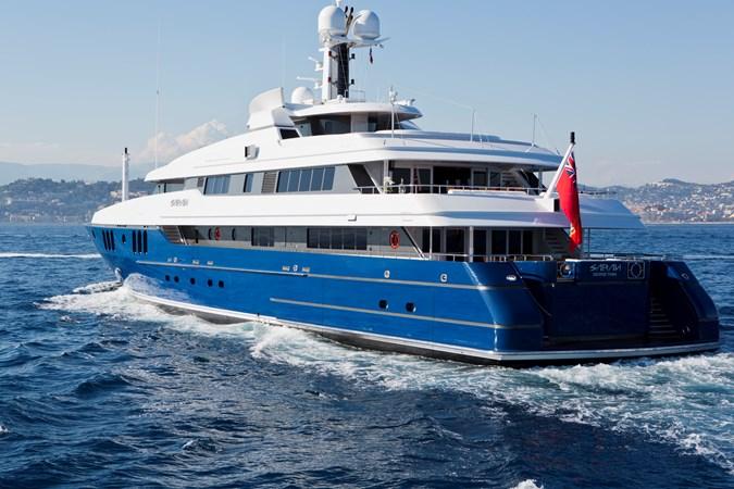 SARAH EXTERIOR070 2002 AMELS  Motor Yacht 2621290