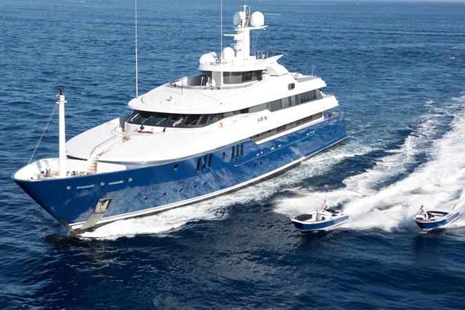 SARAH EXTERIOR073 2002 AMELS  Motor Yacht 2621293