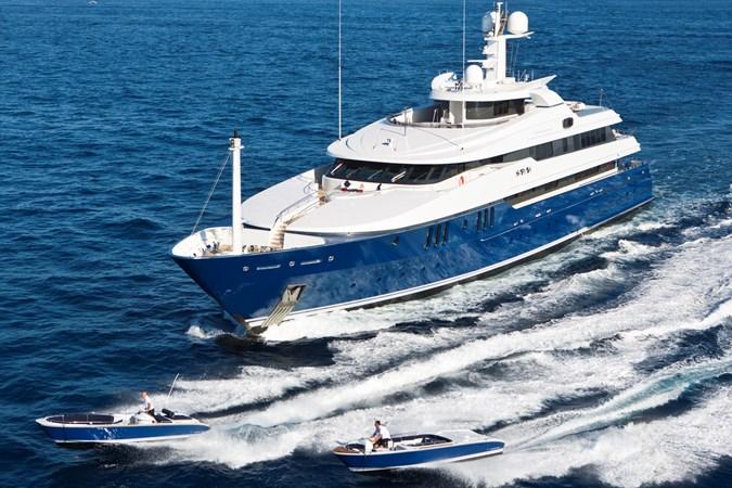 SARAH EXTERIOR074 2002 AMELS  Motor Yacht 2621294