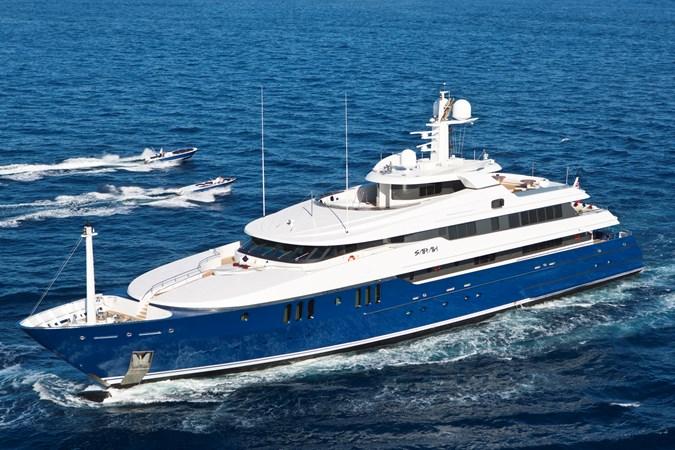 SARAH EXTERIOR075 2002 AMELS  Motor Yacht 2621295