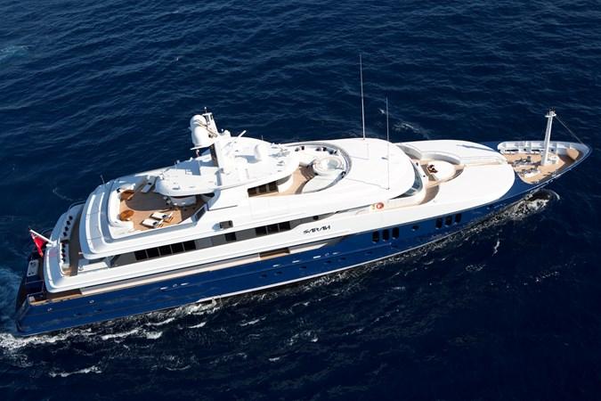 SARAH EXTERIOR079 2002 AMELS  Motor Yacht 2621299