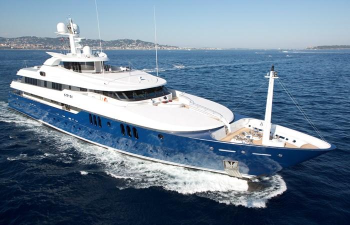 SARAH EXTERIOR083 2002 AMELS  Motor Yacht 2621304