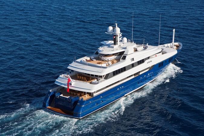 SARAH EXTERIOR091 2002 AMELS  Motor Yacht 2621312