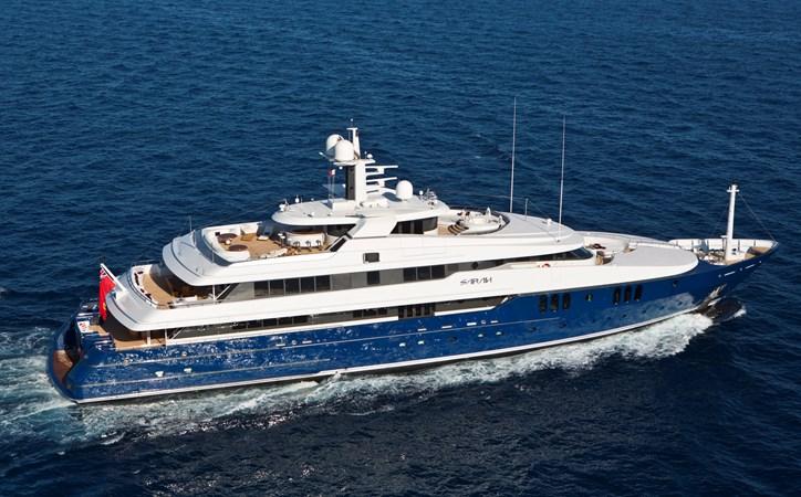 SARAH EXTERIOR094 2002 AMELS  Motor Yacht 2621315
