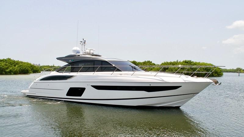 Boss Main Profile 2016 PRINCESS YACHTS V58 Cruiser 2620579
