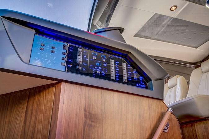 Control Panel 2016 PRINCESS YACHTS V58 Cruiser 2620589