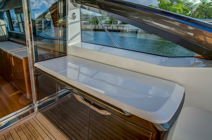 Cockpit 2016 PRINCESS YACHTS V58 Cruiser 2620604