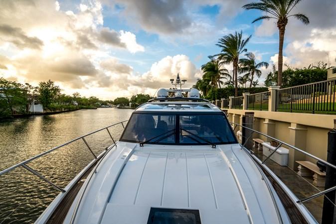 Bow View 2016 PRINCESS YACHTS V58 Cruiser 2620608