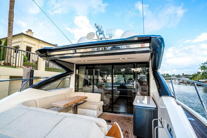 Cockpit 2016 PRINCESS YACHTS V58 Cruiser 2620609