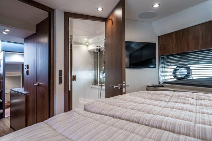 VIP Stateroom 2016 PRINCESS YACHTS V58 Cruiser 2620616