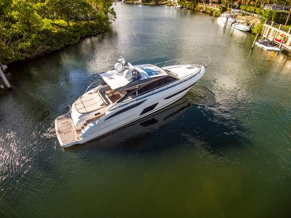 Profile 2016 PRINCESS YACHTS V58 Cruiser 2620617