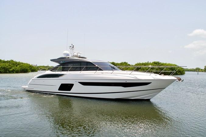 Profile 2016 PRINCESS YACHTS V58 Cruiser 2620619
