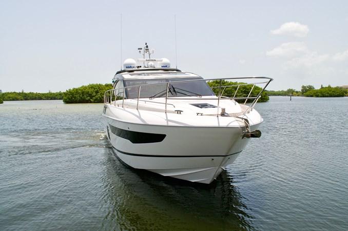 Profile 2016 PRINCESS YACHTS V58 Cruiser 2620621