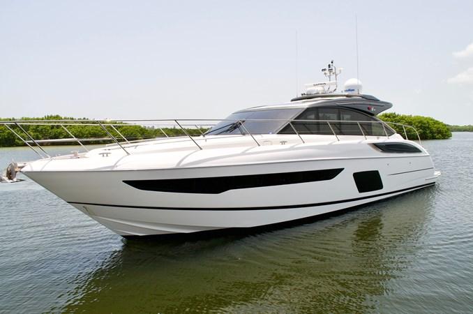 Profile 2016 PRINCESS YACHTS V58 Cruiser 2620623