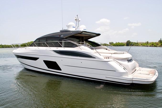 Profile 2016 PRINCESS YACHTS V58 Cruiser 2620624