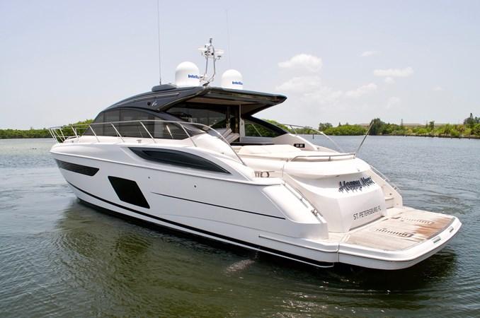Profile 2016 PRINCESS YACHTS V58 Cruiser 2620625